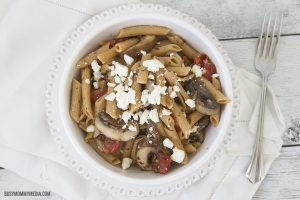 Perfect Penne Pasta – A Vegetarian Pasta Dish Everyone Will Love