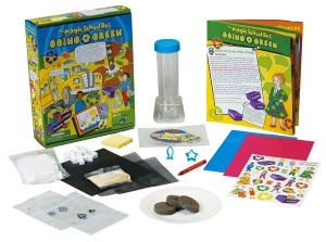 Magic School Bus Going Green Science Kit (Closed)