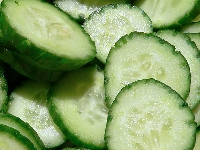 Quick Cucumber Pickles