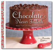 Holiday Cookbook Giveaway: Chocolate Never Faileth