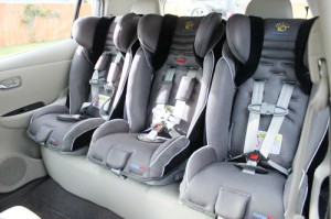 Sunshine Kids Radian XTSL Car Seat #Giveaway