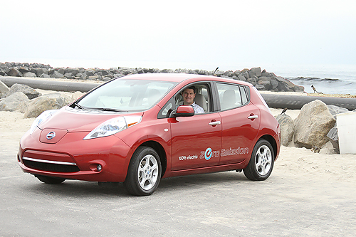 Putting the Nissan LEAF to the Test