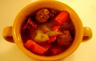 Italian Sausage and Cabbage Soup2