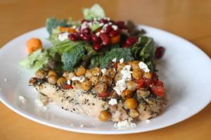 Recipe – Easy Greek Chicken