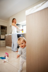 Is Being a Mom the Hardest Job in the World?