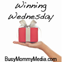 Winning Wednesday link up of giveaways week of August 10