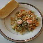 Garlic Shrimp Pasta7
