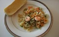 Garlic Shrimp Pasta7