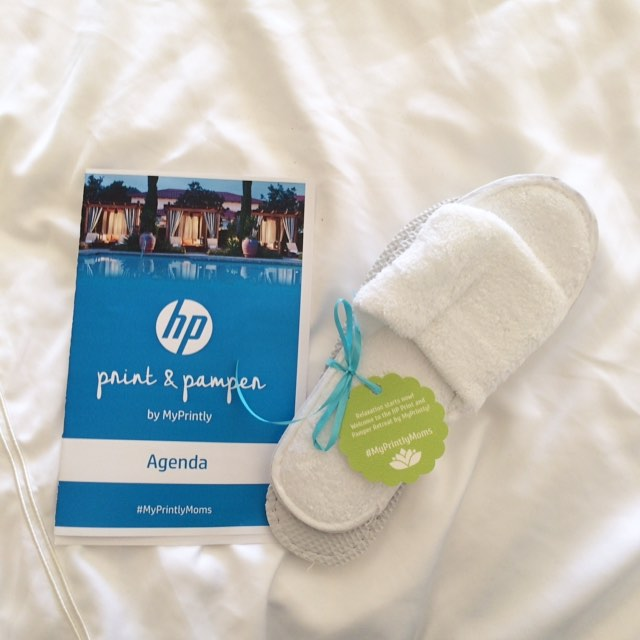 Time for a weekend of pampering! MyPrintlyMoms