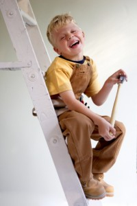 How to Survive a Remodel with Kids