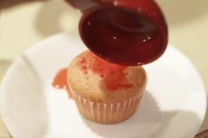 poke cupcake