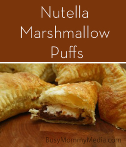 Nutella Puffs