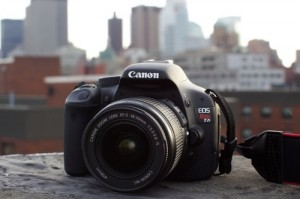 win a Canon Rebel T2i from SITS Girls