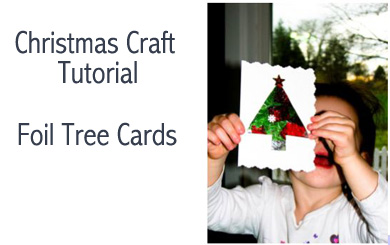 Christmas Craft Tutorial