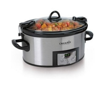 Crock-Pot 6 Quart Cook and Carry Oval