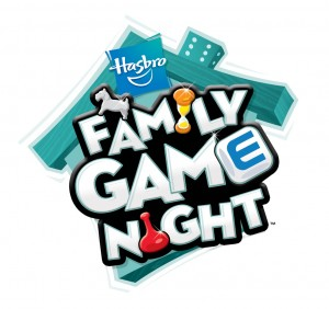 Hasbro Family Game Night Twitter party