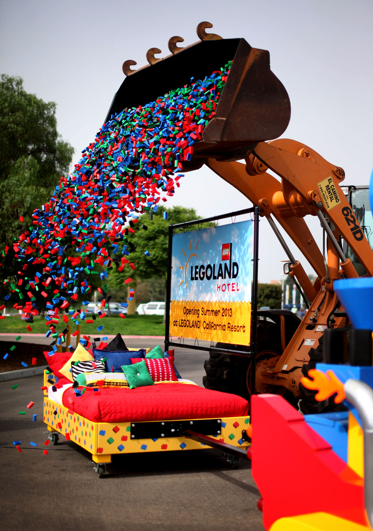 The Legoland Hotel is Coming Soon
