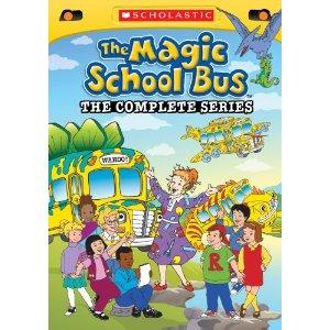Magic School Bus Series