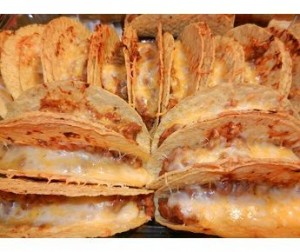 Recipe: Super Simple Oven Tacos