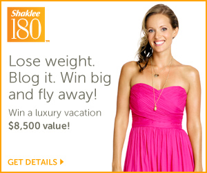 Apply for the Shaklee 180 Blogger Program