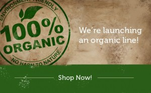 Thrive Announces a New Organic Food Line