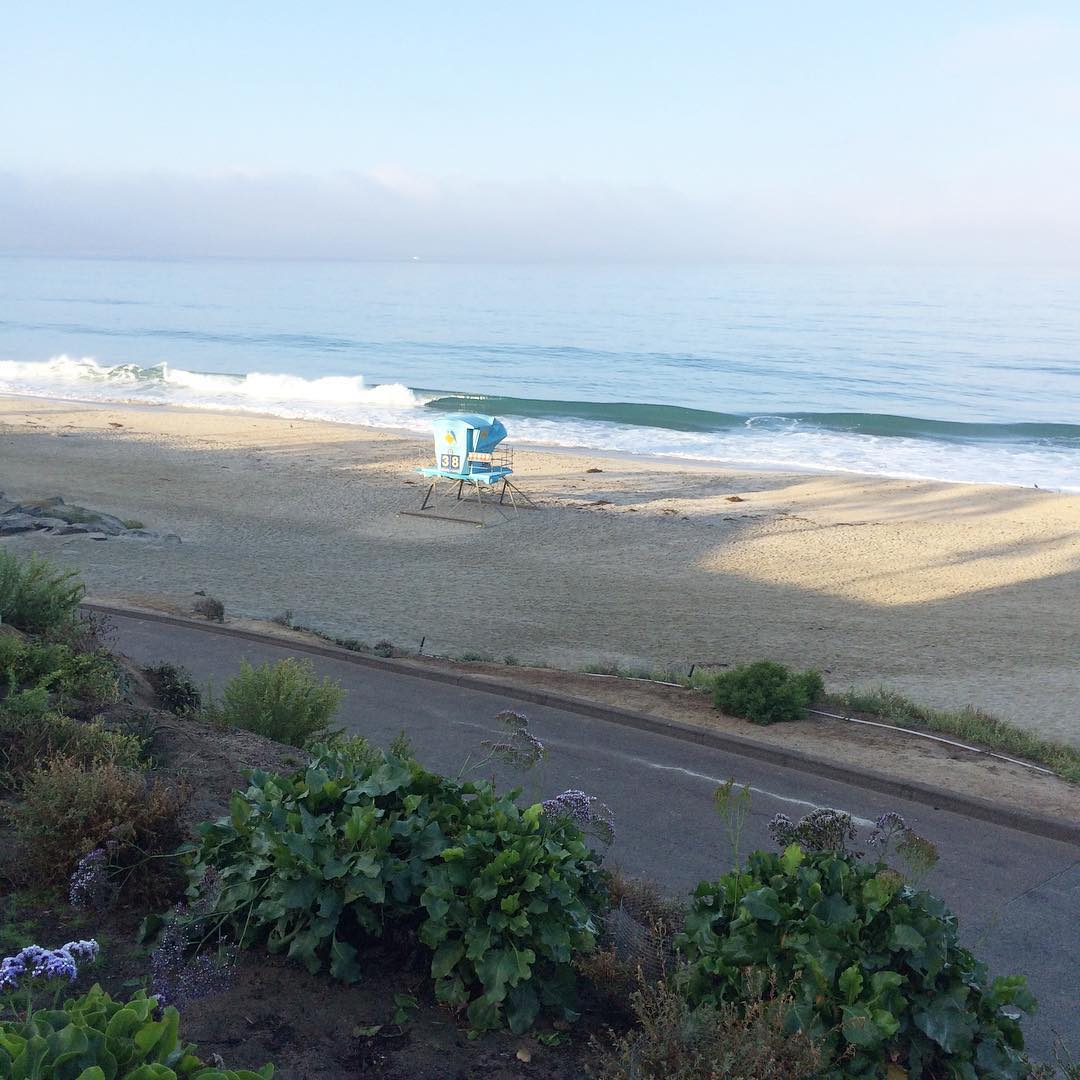 Morning sandiego coastal carlsbad
