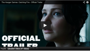 New Catching Fire Trailer Release