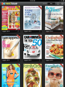 Magazine Subscriptions on the iPad? Yes, Please.