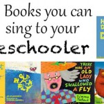 Books to sing to your preschooler