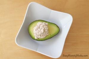 Recipe: Tuna Stuffed Avocado