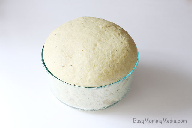 Homemade pizza dough #shop