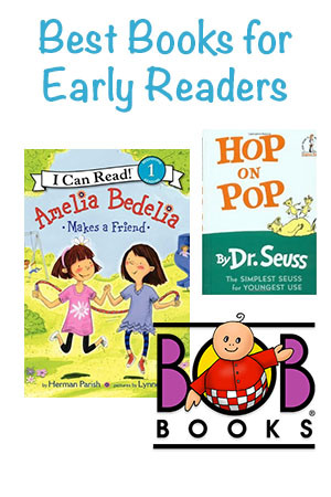 best books for early readers