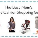 babywearing guide