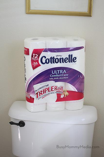 Cottonelle Triple Roll