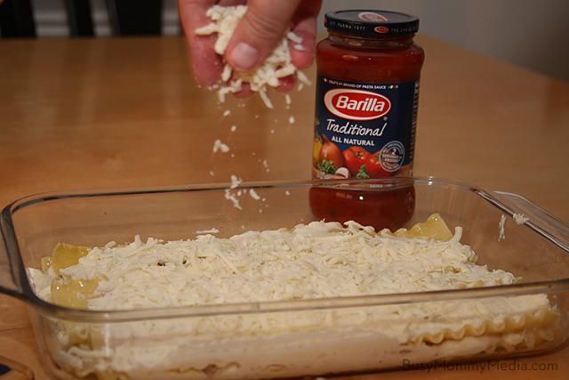 baci lasagna