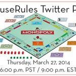 #HouseRules Twitter Party