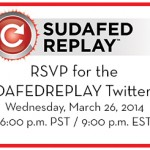 Sudafed Twitter Chat