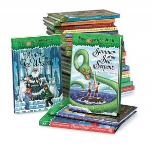 The Magic Tree House