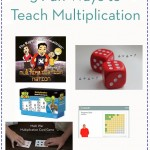 teach multiplication