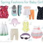 Spring Fashions for baby girls