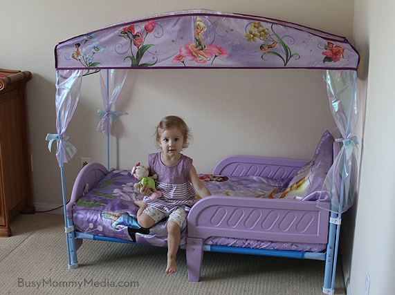 My crib converts to a toddler bed but Iu0027ve never liked that option much. Even though the side comes off the mattress is too high off the ground and it ...  sc 1 st  Busy Mommy Media & Review: Delta Childrenu0027s Toddler Bed