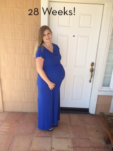 Pregnancy Update: 28 Weeks Pregnant with Twins