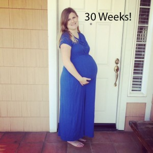 Pregnancy Update: 30 Weeks Pregnant with Twins