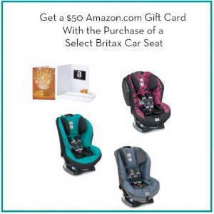 Amazon Deal My Kids Have Ridden In Britax Car Seats For
