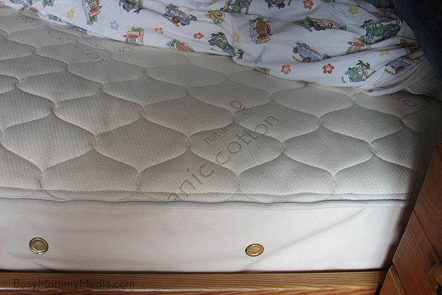 Naturepedic No compromise Organic 2 in 1 Twin Mattress Review