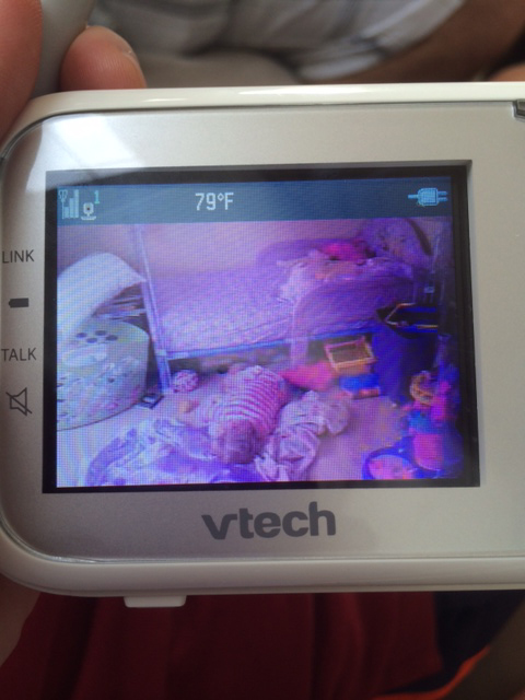review vtech safe and sound video baby monitor. Black Bedroom Furniture Sets. Home Design Ideas