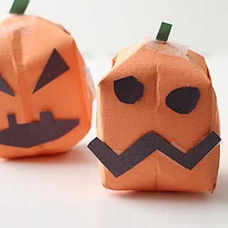 My son created these origami jackOlanterns and I think theyhellip