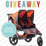 BOB stroller giveaway