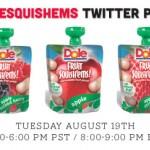 #DoleSquishems