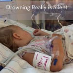 Drowning Really is Silent - A scary story (with a happy ending) with a warning about just how quickly kids can drown.